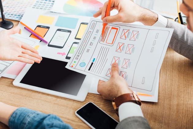 O UX Design pode ser o divisor de águas entre um aplicativo bom e um ruim.